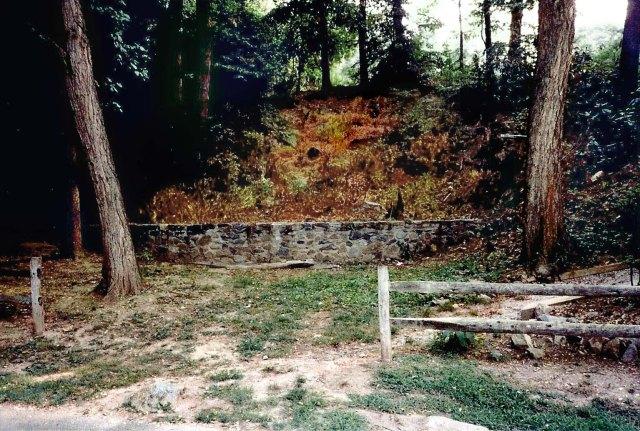 Quarry site in 1988