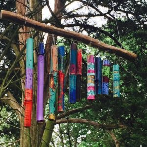 Campbell School Wind Chime