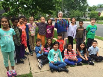Campbell Elementary 2nd Graders