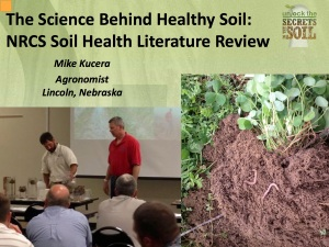 Science Behind Health Soil