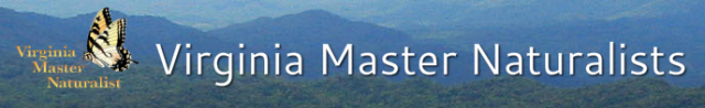 Virginia Master Naturalist Continuing Ed