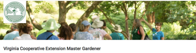 VCE Master Gardener You Tube Channel