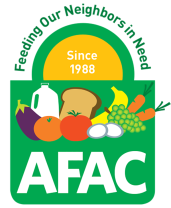 Arlington Food Assistance Center (AFAC) Logo