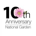 10th Anniversary National Garden