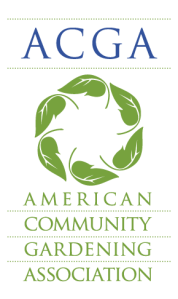 American Community Gardening Association Logo