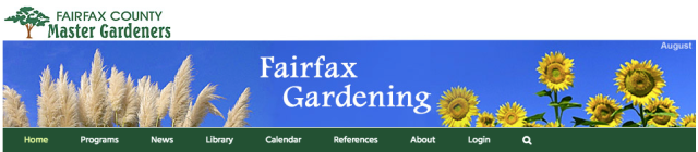 Fairfax County Master Gardeners