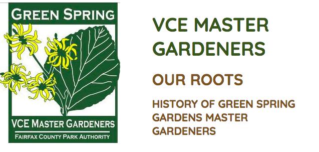Greenspring VCE Master Gardeners