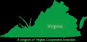 Healthy Virginia Lawns Logo