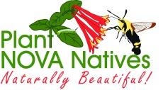 Plant NoVA Natives Logo