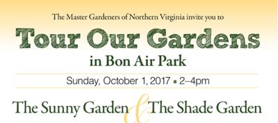 Tour our Gardens logo
