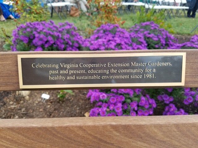 Tribute Bench Dedication Plaque