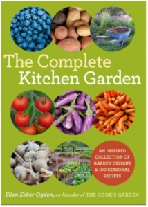 The Complete Kitchen Garden by Ellen Ecker Ogden Book Cover