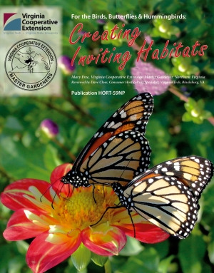 Creating Inviting Habitats Cover by Mary Free