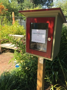 Glencarlyn Library Community Garden Education Box