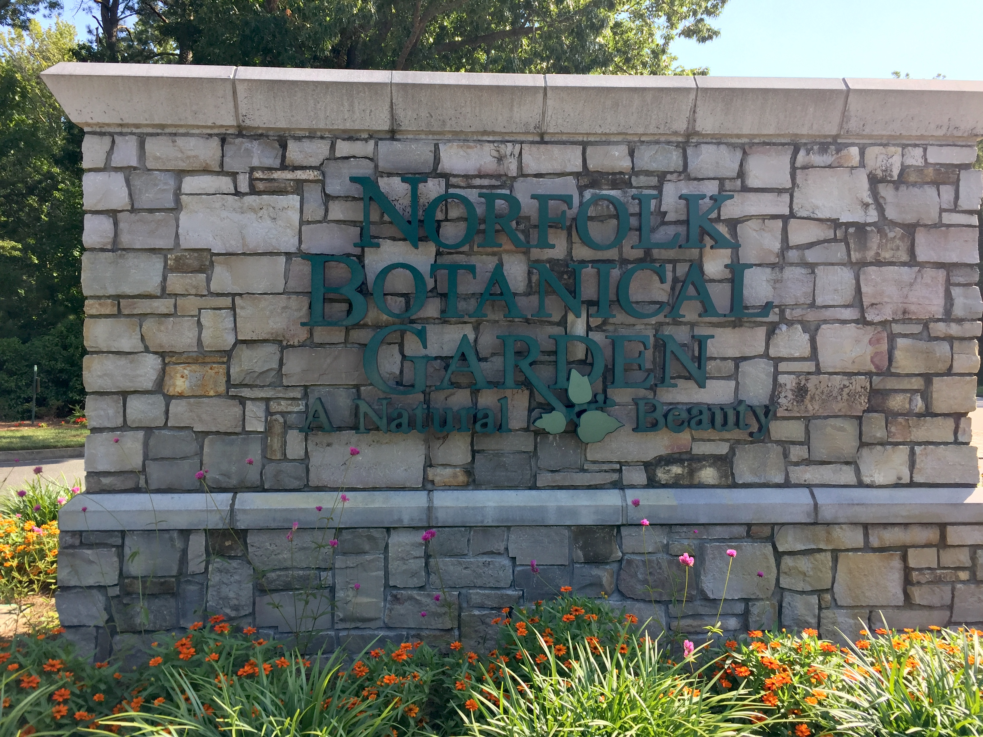 Regional Gardens: Norfolk Botanical Garden, Part I | Master ...