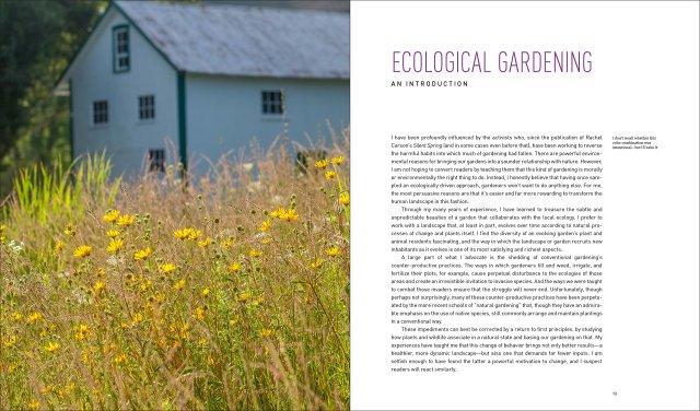 garden revolution: recological gardening inside pages