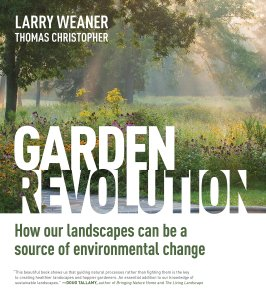 Garden Revolution book Jacet