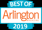 Best of Arlington 2019 Magazine Logo